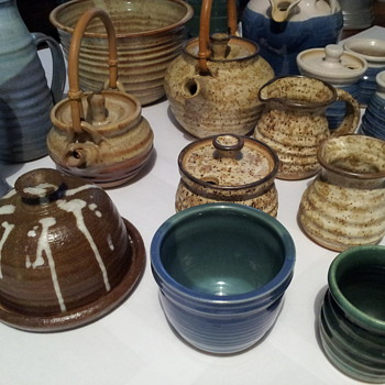 Mike Smiley Pottery