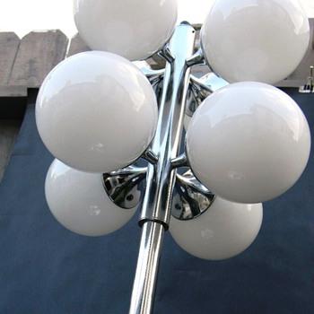 laurel atomic 8 ball - Lamps
