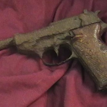 Original WW II Walther P. 38 Pistol - Military and Wartime
