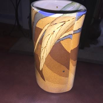 Neat pottery vase - Pottery