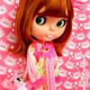 """1972 Skipper Doll """"Dream Ins"""" Nightgown #3293"""