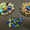 Lovely brooches