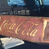 COKE SIGN - approx. 4 '