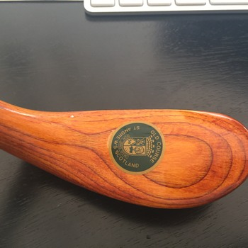 Can anyone give me some info on this putter? - Sporting Goods