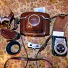 1960/1-agfa ambi sillette 35mm rangefinder camera.