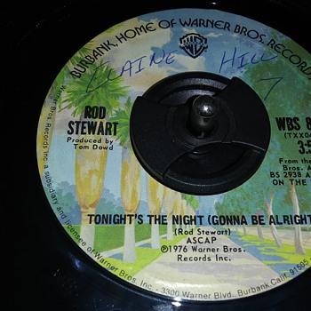 45 RPM SINGLE....#14 - Records