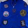 Croydon Harriers athletic club top.