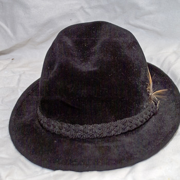 Stetson hat,  The Soverign - Hats