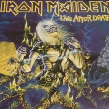 IRON MAIDEN - Records