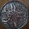 Unusual  lead or pewter  medallion