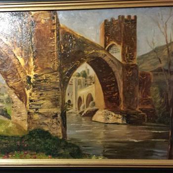 Who is Alvarez? Painting #2 - Fine Art