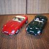 Jaguar 1/18 scale cars