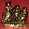Jennings Brothers JB 1460 Scholarly Owls Bookends