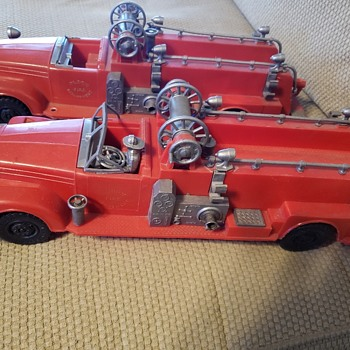 2 Alarm Fire! - Model Cars