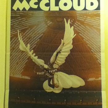 """""""Brewster McCloud"""" Theatre Poster - Movies"""