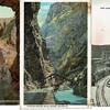 Six Railroad Postcards