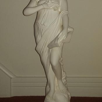 1920's 4A Figurine by F. Bastiani Reg. 808946 - Figurines