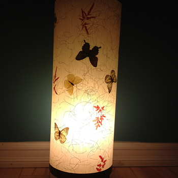 Beautiful cylinder lamp - Lamps