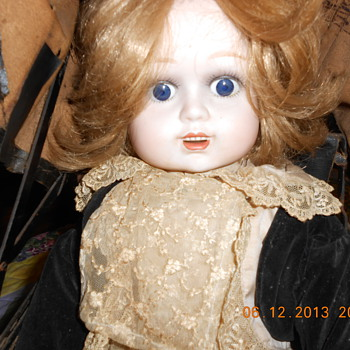 Antique Doll ?? - Dolls