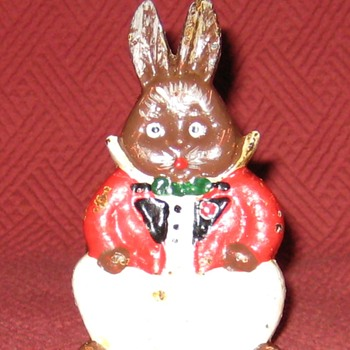 Harrison Cady Peter Rabbit (Peter Cottontail) Doorknocker - Animals