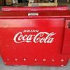 Vintage Coca-Cola Ice Chest