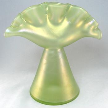"Loetz Arcadia ""Tulpenvase"" (Tulip Vase) - Art Glass"