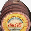 Old 1930s Coca cola syrup keg