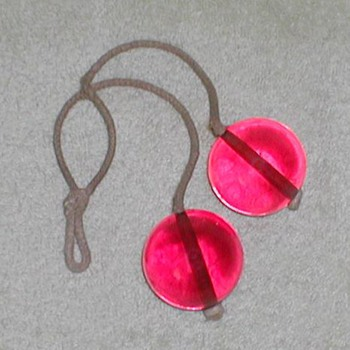 "1970's - Toy ""Clackers"" - Toys"