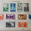 National Parks Issue Stamps