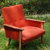 I think they are a find danish antique arm chairs set of two
