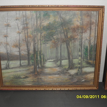 Art Piece - antique