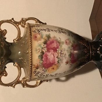 Vase made in England
