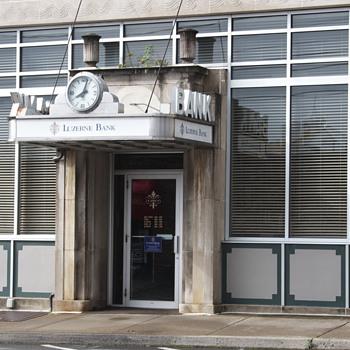 Luzerne Bank…Art-Deco - Art Deco