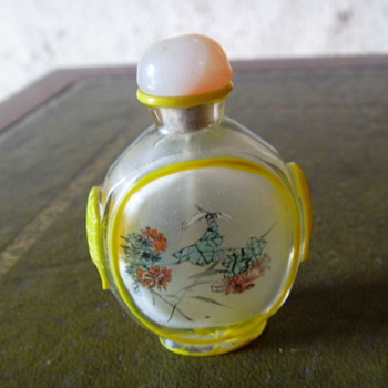 My friends collection of Chines snuff Bottles