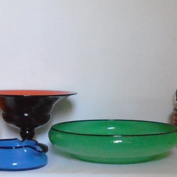 Tango Glass Tableware - Art Glass
