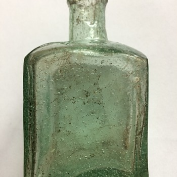 Chinese Opium Bottle