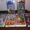 WALT DISNEY MASTERPIECE VHS COLLECTION