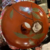 Large Covered Bowl - Japanese Laquerware