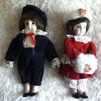 Identify and Appraise? - Dolls
