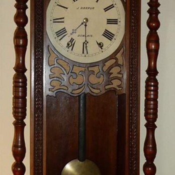 Anglo American Wall Clock  - Clocks