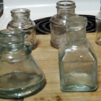 Bottle dig - Bottles
