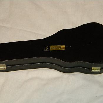 """""""Hey Jude"""" Mini Guitar Case - Music Memorabilia"""