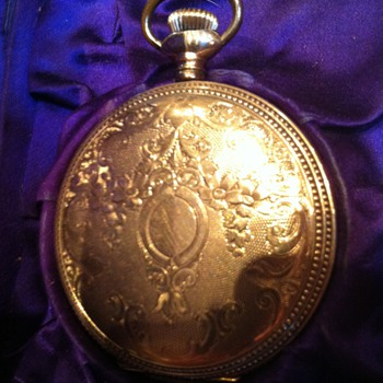 Would love information .. - Pocket Watches