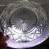 Dug Up Pattern Glass