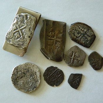 Mysterious and unusual ancient silver coins - World Coins