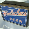 1930's Horlacher's BEER lighted sign-Allentown,Pa.