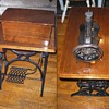 Oct. 14, 1865 Singer Treadle Sewing Machine