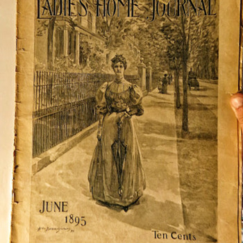 1895 Ladies' Home Journal - Paper
