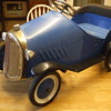 Can Anyone tell me anything about this Pedal Car.