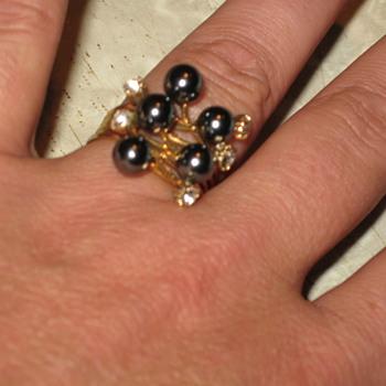 Deco ring? - Costume Jewelry